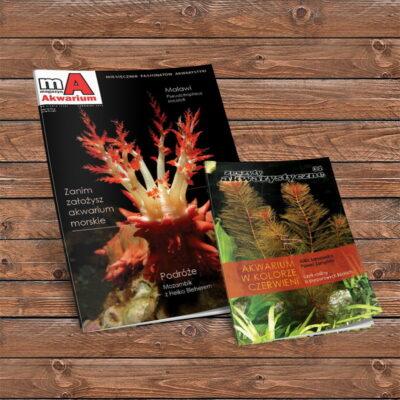 Magazyn Akwarium i Zeszyty Akwarystyczne