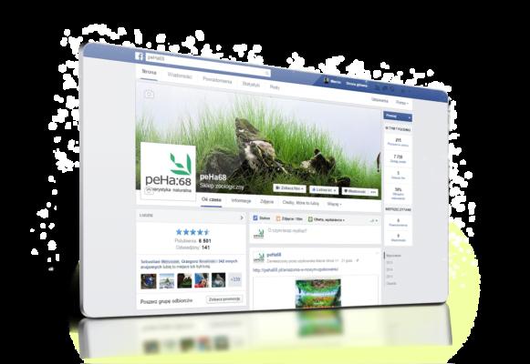 Dołącz do naszych fanów na Facebook'u
