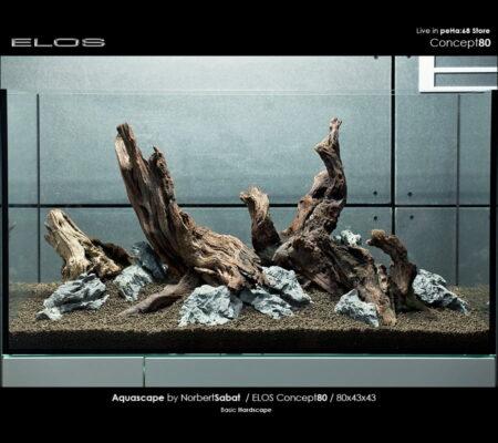 ELOS Concept80 – Film – Zakładanie akwarium część 1