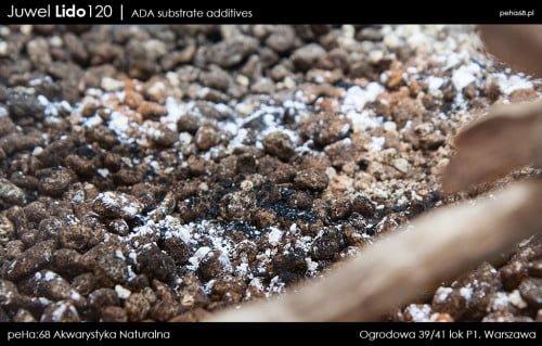 Lido 120 - ADA substrate addatives