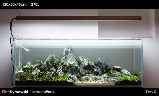 120x50x45cm – 270L