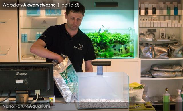 Warsztaty akwarystyczne - Nano Nature Aquarium 011