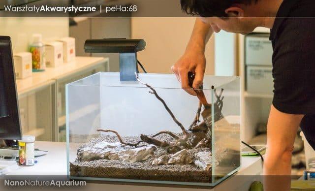 Warsztaty akwarystyczne - Nano Nature Aquarium 016