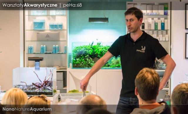 Warsztaty akwarystyczne - Nano Nature Aquarium 021