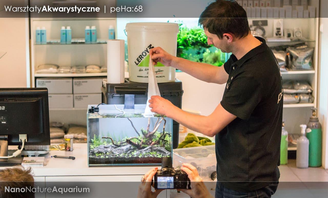 Warsztaty akwarystyczne - Nano Nature Aquarium 027