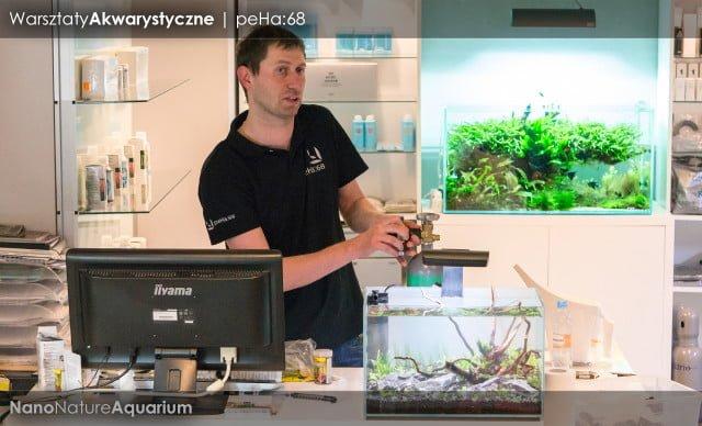 Warsztaty akwarystyczne - Nano Nature Aquarium 028