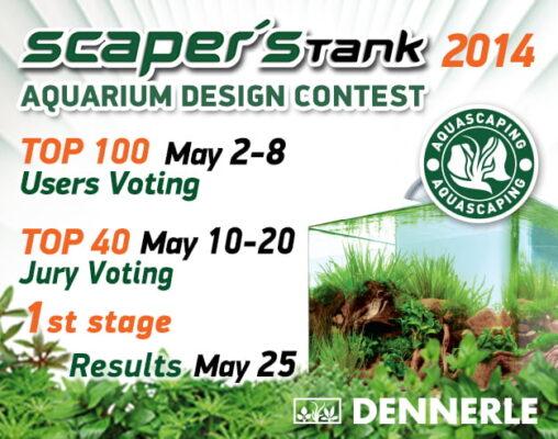 Scaper's Tank Contest 2014 – Głosowanie
