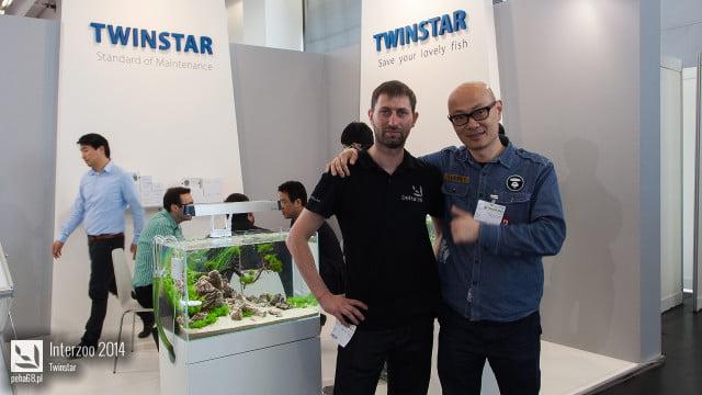Interzoo 2014 - Twinstar
