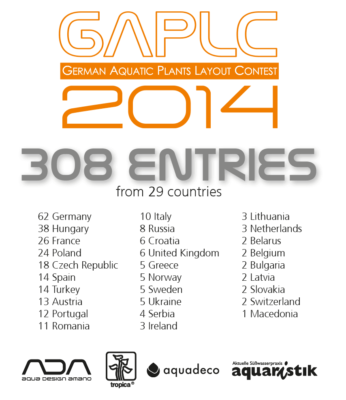 GAPLC 2014 – 24 prace z Polski