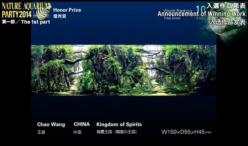 10. Chao Wang - Kingdom of Spirits
