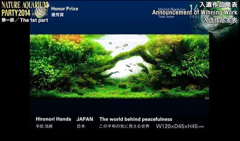 14. Hironori Handa - The wold behind peacefulness