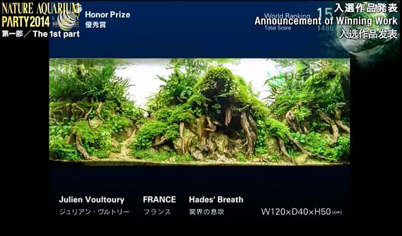 15. Julien Voultoury - Hades Breath