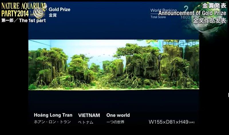 2. Hoang Long Tran - One world