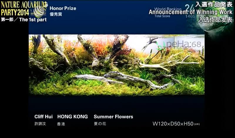 24. Cliff Hui - Summer Flowers
