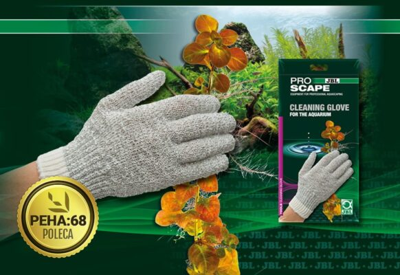 peHa68 Poleca - JBL Cleaning Glove
