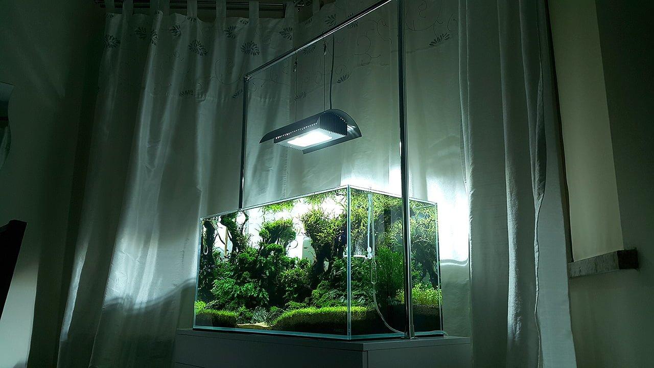 Lampa HQI ADA Solar I