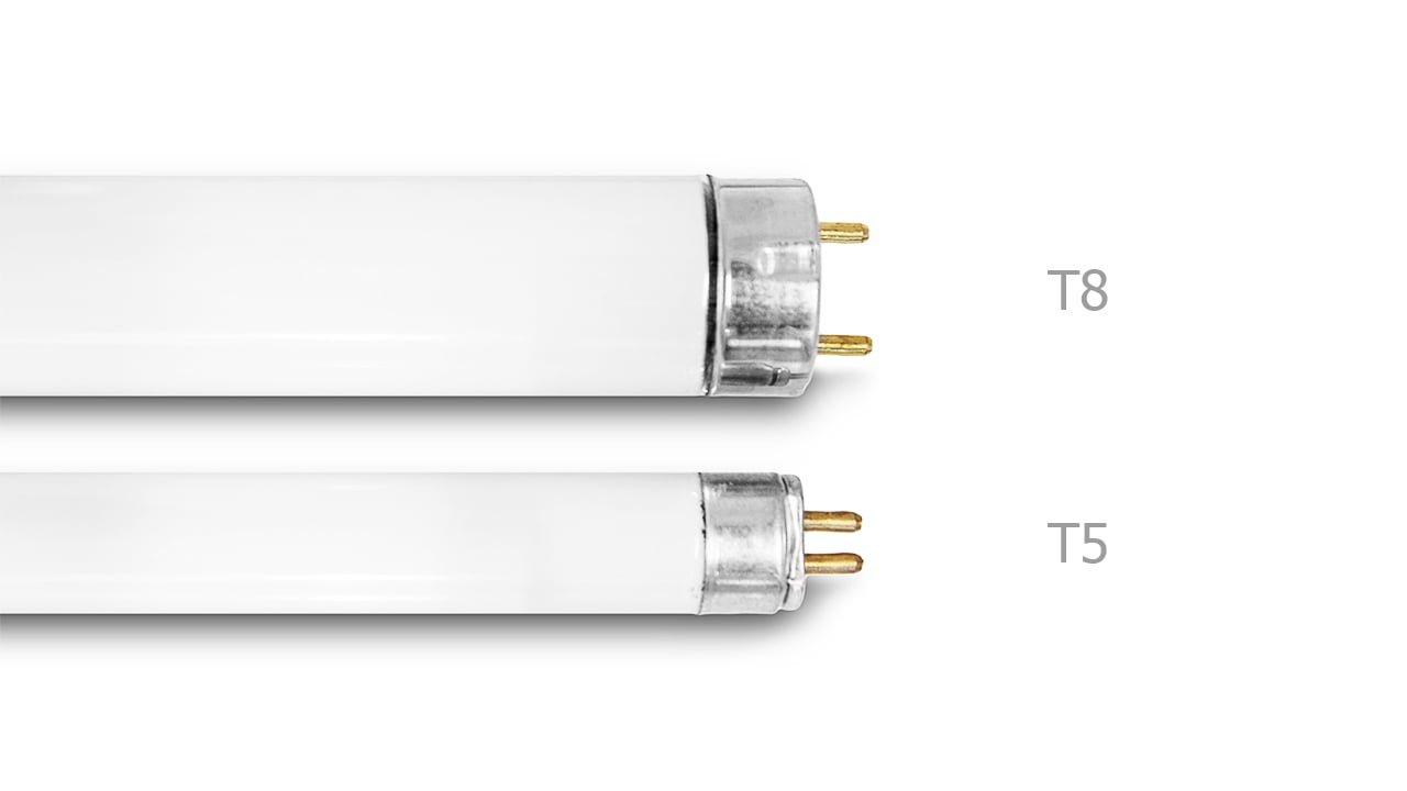 Swietlowka T8 i T5