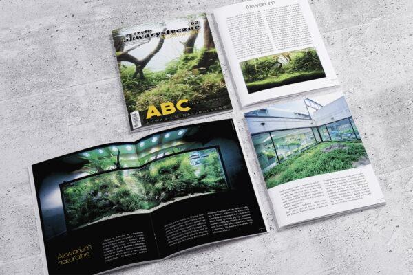 ABC Akwarium Naturlanego – Zeszyt Akwarystyczny