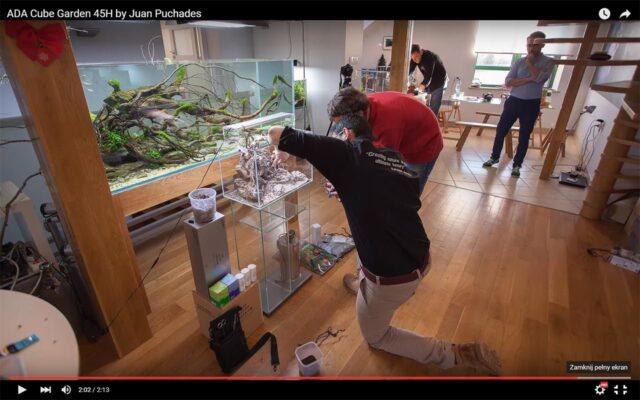 ADA Cube Garden 45H by Juan Puchades – Film