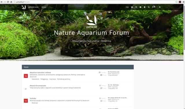 Nowe oprogramowanie naszego Forum