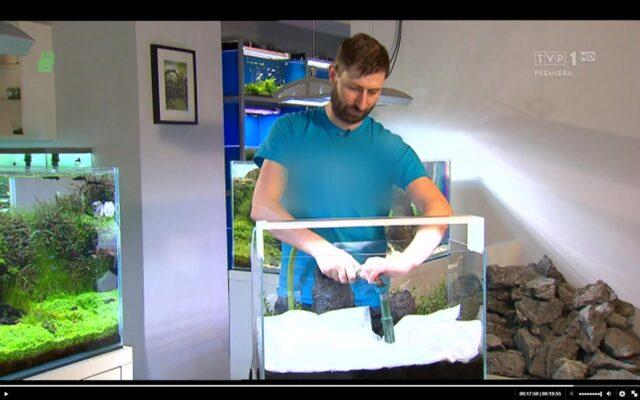 Nasze akwarium w TVP1