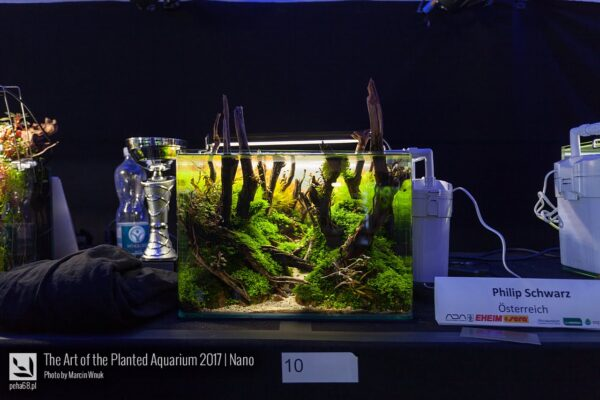 The Art of the Planted Aquarium 2017 – Nano